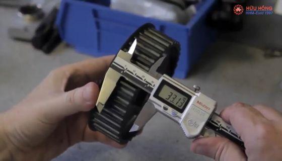 Bốn cách đo hay của thước cặp Mitutoyo có thể bạn chưa biết !