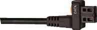 Cáp truyền dữ liệu trực tiếp qua cổng USB cho thiết bị điện tử Mitutoyo, 06AFM380C