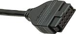 Cáp kết nối U-WAVE-T với thiết bị đo điện tử Mitutoyo, 02AZD790D