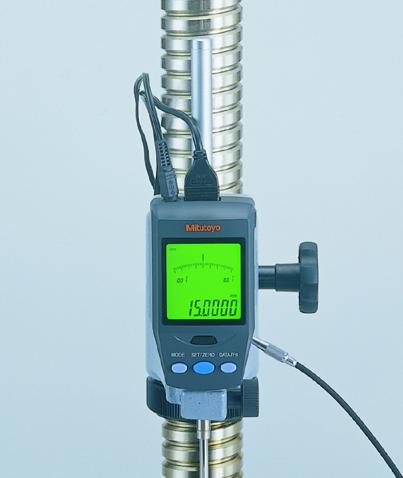 Cáp Truyền dữ liệu cho thiết bị đo điện tử loại 10 chân phẳng, 2m, Mitutoyo, 965014