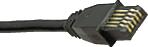 Cáp kết nối U-WAVE-T với đồng hồ so điện tử Mitutoyo, 02AZD790F