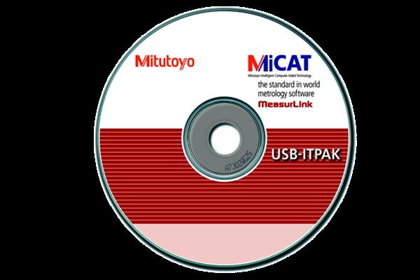 Phần mềm thu thập dữ liệu USB-ITPAK Version 2.1 Software with Dongle, 06AFM386