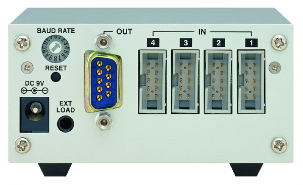 Bộ truyền tín hiệu 10F Multiplexer Mux-10F Mitutoyo, 264-002E