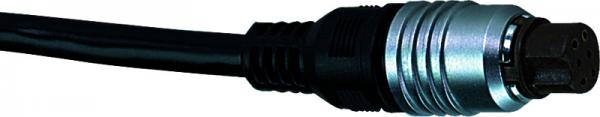 Cáp truyền dữ liệu cho thiết bị đo điện tử loại đầu tròn 6 chân 1m Mitutoyo, 937387