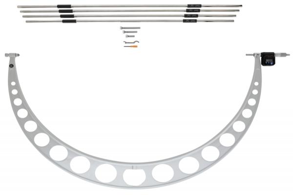 Panme Cơ Khí Đo Khoảng Cách Lớn Anvils 900-1000mm Mitutoyo, 340-526