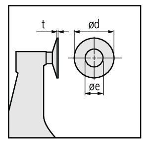 Panme Cơ Đo Ngoài Đầu Đĩa Đo Bánh Răng, 0-25mm, Disk=20mm Mitutoyo, 123-113