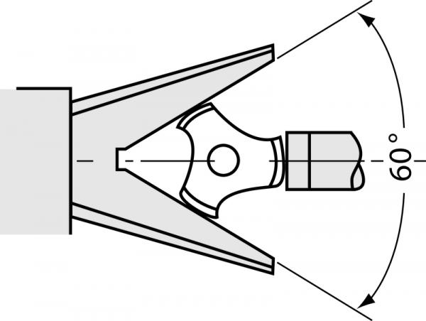 Panme Cơ Đo Ngoài Đầu V_Anvil Mitutoyo, 5-25mm, 114-121