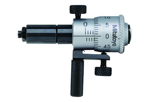 Panme Cơ Đo Lỗ Sâu 0-25mm/0.01mm Có Tay Cầm Nối Dài 200-500mm (3 rods) Mitutoyo, 141-117