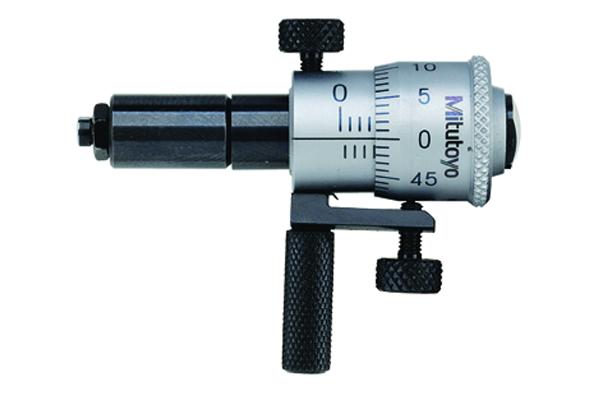 Panme Cơ Đo Lỗ Sâu 0-13mm/0.01mm Có Tay Cầm Nối Dài 50-200mm (3 rods) Mitutoyo, 141-205