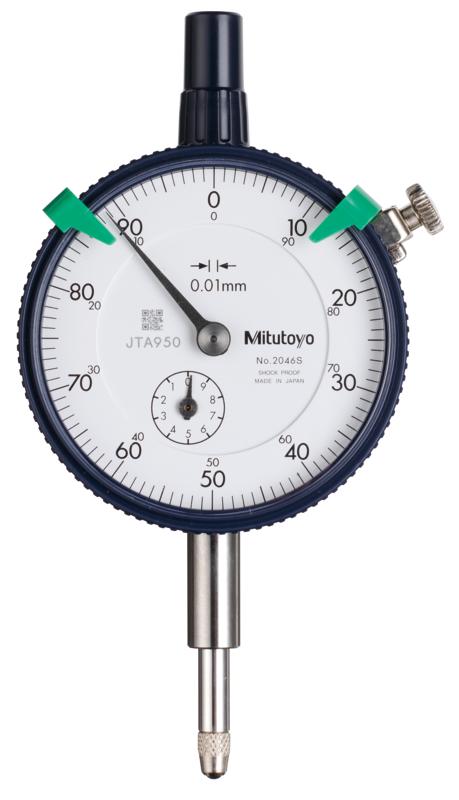 Bộ Đồng Hồ Đo Lỗ Trong Tiếp Xúc 2 Điểm 18-150/0.001mm Mitutoyo, 511-922-20