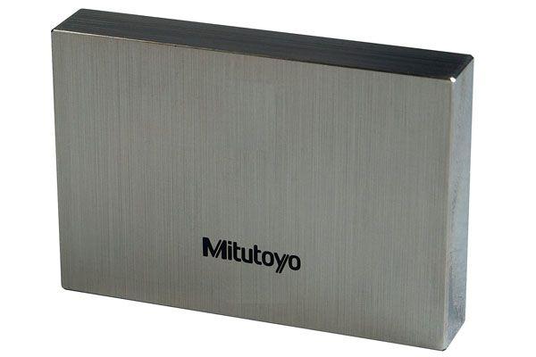 Căn Mẫu Thép cấp 0, ISO, 0,35 mm Mitutoyo, 611826-021