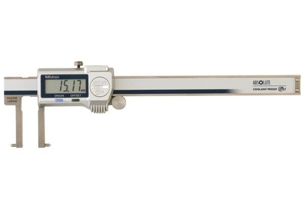 Thước Cặp Điện Tử Đo Rãnh Trong IP67 20.1-170mm/0.01mm Mitutoyo, 573-646-20