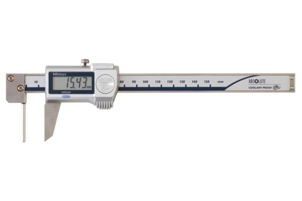 Thước Cặp Điện Tử IP67 Đo Độ Dày Bề Mặt Cong 0-150mm Mitutoyo, 573-662-20