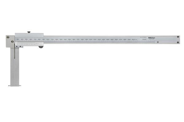 Thước Cặp Cơ Khí Đo Rãnh Trong Ngàm Đo Dài 30.1-300mm/0,05mm Mitutoyo, 536-147