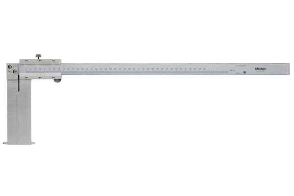 Thước Cặp Cơ Khí Đo Rãnh Trong Ngàm Đo Dài 70.1-450mm/0,05mm Mitutoyo, 536-148
