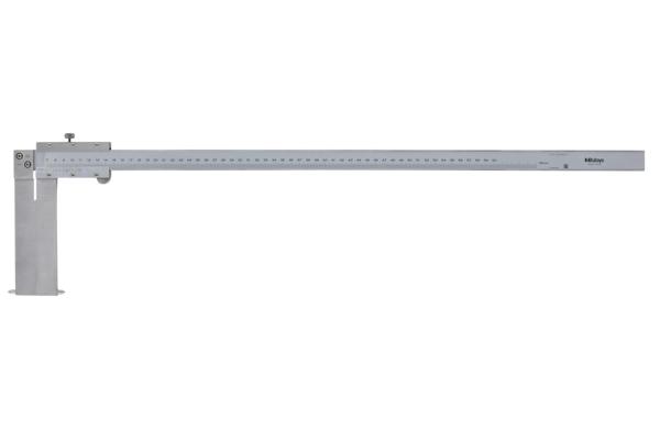 Thước Cặp Cơ Khí Đo Rãnh Trong Ngàm Đo Dài 70.1-600mm/0,05mm Mitutoyo, 536-149