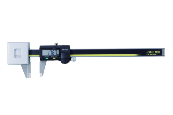 Thước Cặp Điện Tử Đo Ngoài Có Canh Lực Đo 0-180mm/0.01mm Mitutoyo, 573-191-30