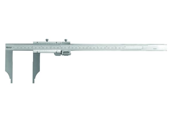 Thước Cặp Cơ Khí Ngàm Đo Dài Metric/Inch 0-300mm/0,02mm Mitutoyo, 534-105