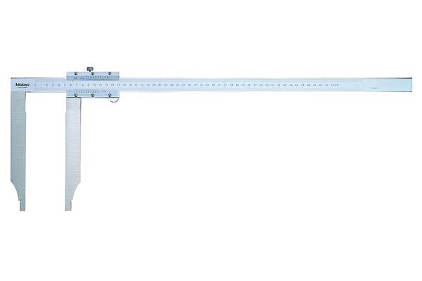 Thước Cặp Cơ Khí Ngàm Đo Dài Metric/Inch 0-1000mm/0,05mm Mitutoyo, 534-104