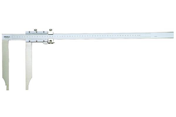 Thước Cặp Cơ Khí Ngàm Đo Dài Metric 0-1000mm/0,02mm Mitutoyo, 534-116