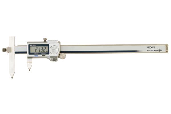 Thước Cặp Điện Tử Đo Khoảng Cách Tâm 2 Lỗ IP67 10.1-210mm Mitutoyo, 573-616-20