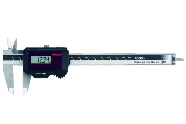 Thước Cặp Điện Tử Quang Năng 0-200mm Mitutoyo, 500-777
