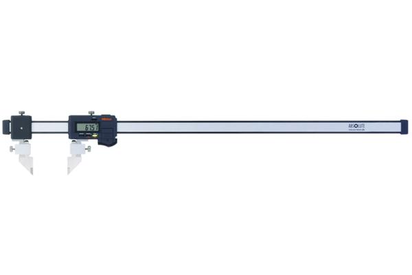 """Thước Cặp Điện Tử Thân Carbon, Digital ABS Carb. Caliper Inter. Jaws Inch/Metric, 0-80"""", IP66, 552-195-10"""