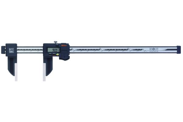 Thước Cặp Điện Tử Thân Carbon, Digital ABS Carbon Fibre Caliper 0-2000mm, IP66, 552-306-10