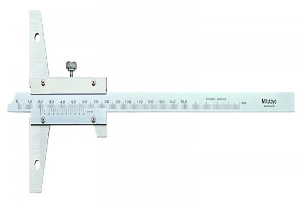 Thước cặp đo sâu cơ khí 0-1000mm/0,05mm, 527-205