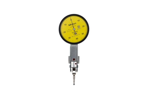 Đồng Hồ So Chân Gập, Dial Test Indicator, Universal Type 0,8mm, 0,01mm, Full Set, with Bracket, 513-304-10T
