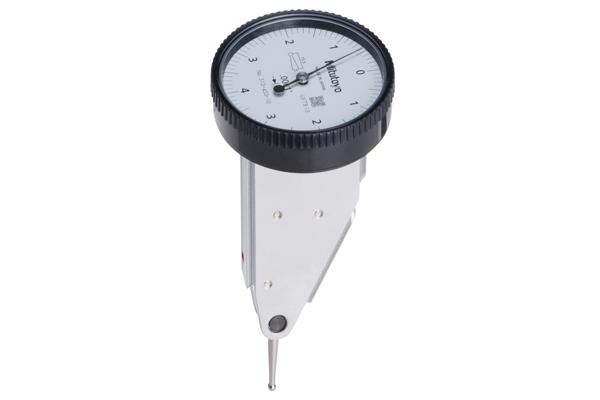 """Đồng Hồ So Chân Gập, Dial Test Indicator, Vertical Type 0,03"""", 0,0005"""", 4/9,52mm Stem, Bracket, 513-452-10T"""