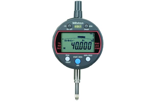 Đồng Hồ So Điện Tử Đặc Biệt, Digital Indicator Calculation ID-C 12,7mm, 0,001mm, Flat Back, 543-340B