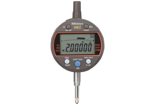 """Đồng Hồ So Điện Tử Đặc Biệt, Digital Indicator Calculation ID-C Inch/Metric, 0,5"""", 0,00005"""", Flat Back, 543-341B"""