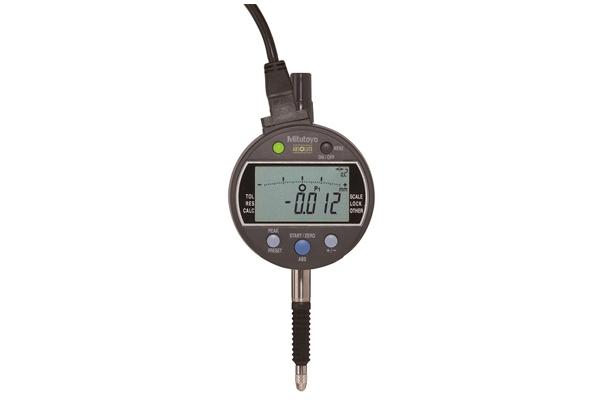 """Đồng Hồ So Điện Tử Cấp Nguồn Bên Ngoài, Digital Indicator Signal ID-C, ANSI/AGD Inch/Metric, 0,5"""", 0,00005"""", Lug Back, 543-352"""