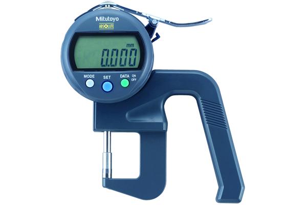 Đồng hồ đo độ dày điện tử, 0-12mm, 0,001mm, 547-401