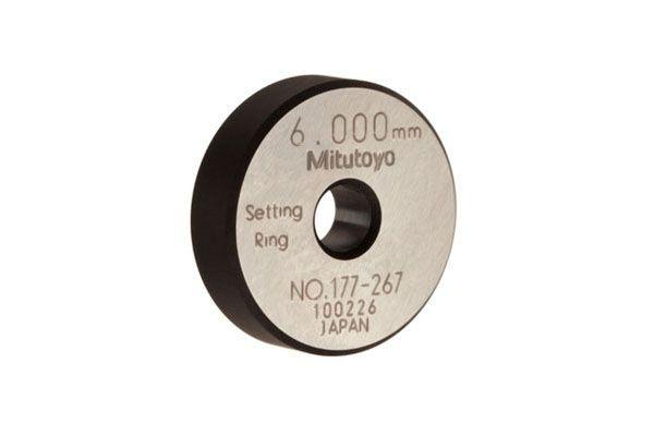 Vòng Chuẩn Thép 6mm Mitutoyo, 177-267