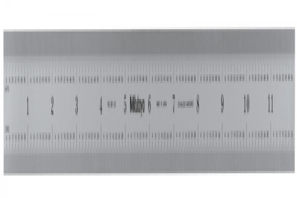 """Thước Lá Thép 300mm/12"""", Metric/Inch Mitutoyo, 182-125"""