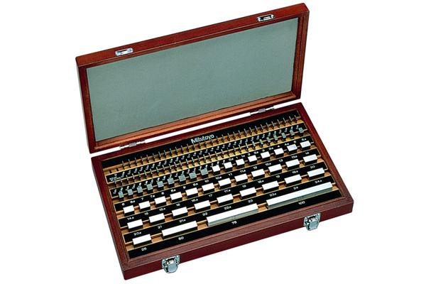 Bộ Căn Mẫu Thép 103 khối cấp K Mitutoyo, 516-941-60