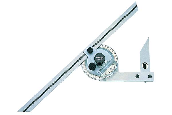 Thước Đo Góc, Universal Protractor 150/300mm Blade, 187-901