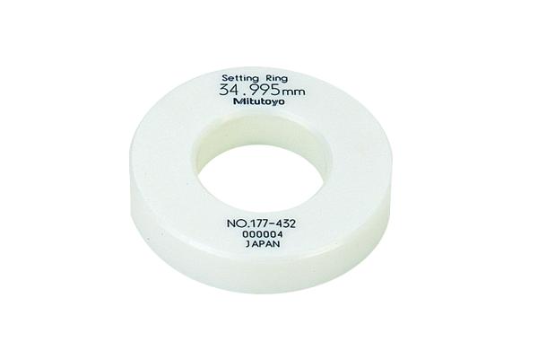 """Vòng Chuẩn Ceramic 0,65"""" Mitutoyo, 177-527"""