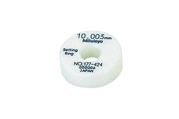 Vòng Chuẩn Ceramic 10mm Mitutoyo, 177-424