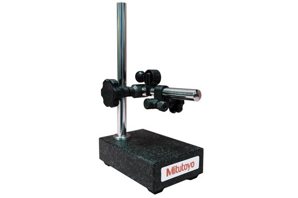 Giá đỡ máy đo có đế granite, Gauge Stand with Granite Base 150x100x40mm, 912-101