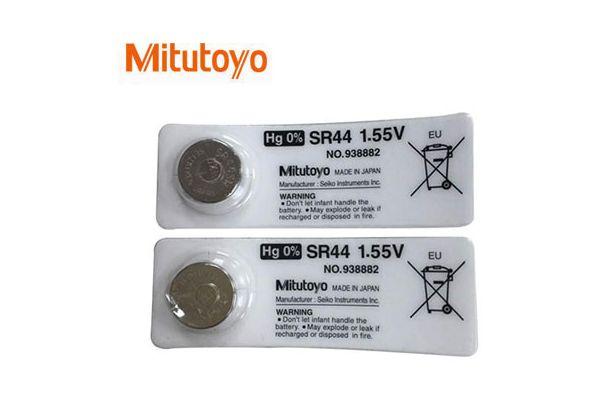 Pin điện tử Battery SR44 1.5V Mitutoyo, 938882
