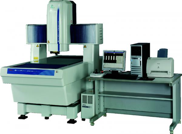 Máy đo tọa độ không gian 3 chiều loại không tiếp xúc CNC Vision Measuring Machine QV-X606P1S-D, 363-192-10Y