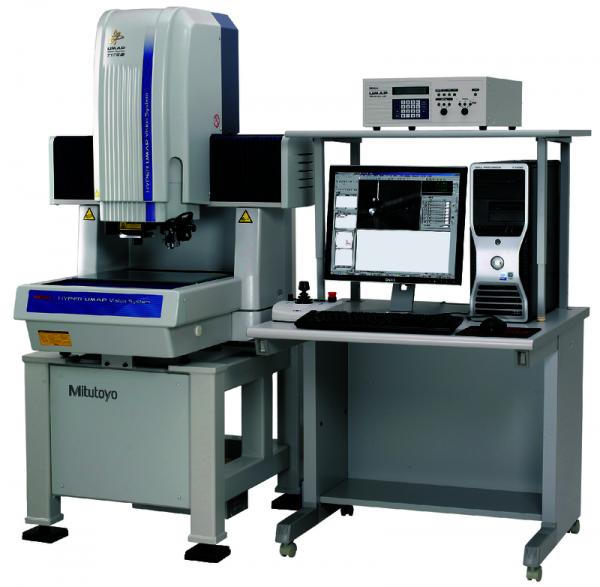 Máy đo tọa độ không gian 3 chiều loại không tiếp xúc CNC Vision Measuring Machine UVS2-U404P1N-D, 364-717-10SY