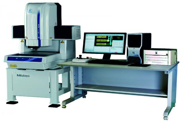 Máy đo tọa độ không gian 3 chiều loại không tiếp xúc CNC Vision Measuring Machine QV-H404P1L-D, 363-183-10SY