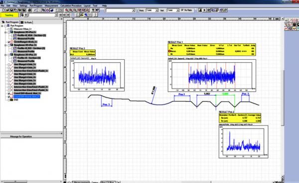Máy đo biên dạng - độ nhám Mitutoyo Formtracer Extreme CS-H5000CNC H [mm] X=200mm; Z2=500mm, 525-706-12