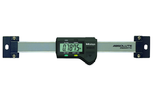 "Thước Quang Linear Scales 100 mm / 4"" Mitutoyo, 572-210-30"