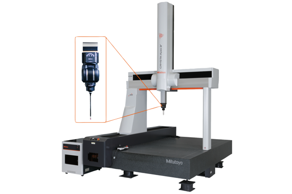 Máy đo tọa độ CRYSTA-Apex EX 123010R CNC CMM for REVO Mitutoyo, 191-491V