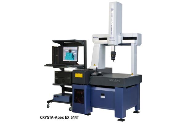 Máy đo tọa độ MICROCORD CRYSTA-Apex EX 500T/700T/900T Mitutoyo, CRYSTA-Apex EX 9206T